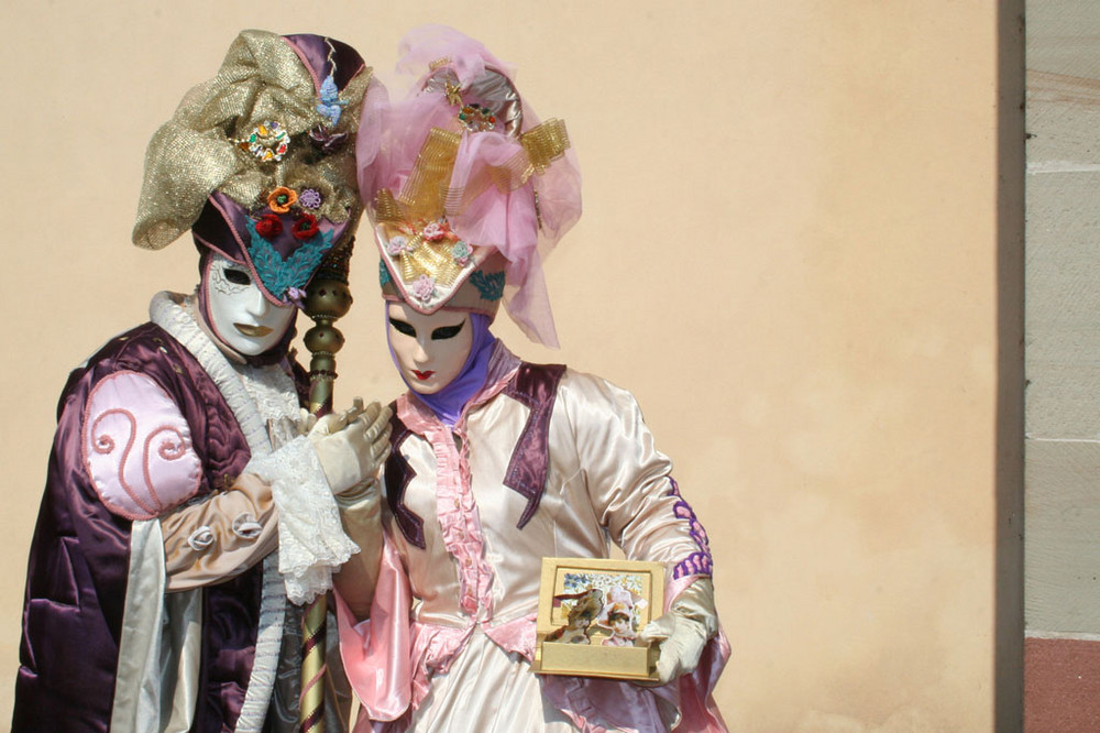Carnaval Vénitien à Remirmont
