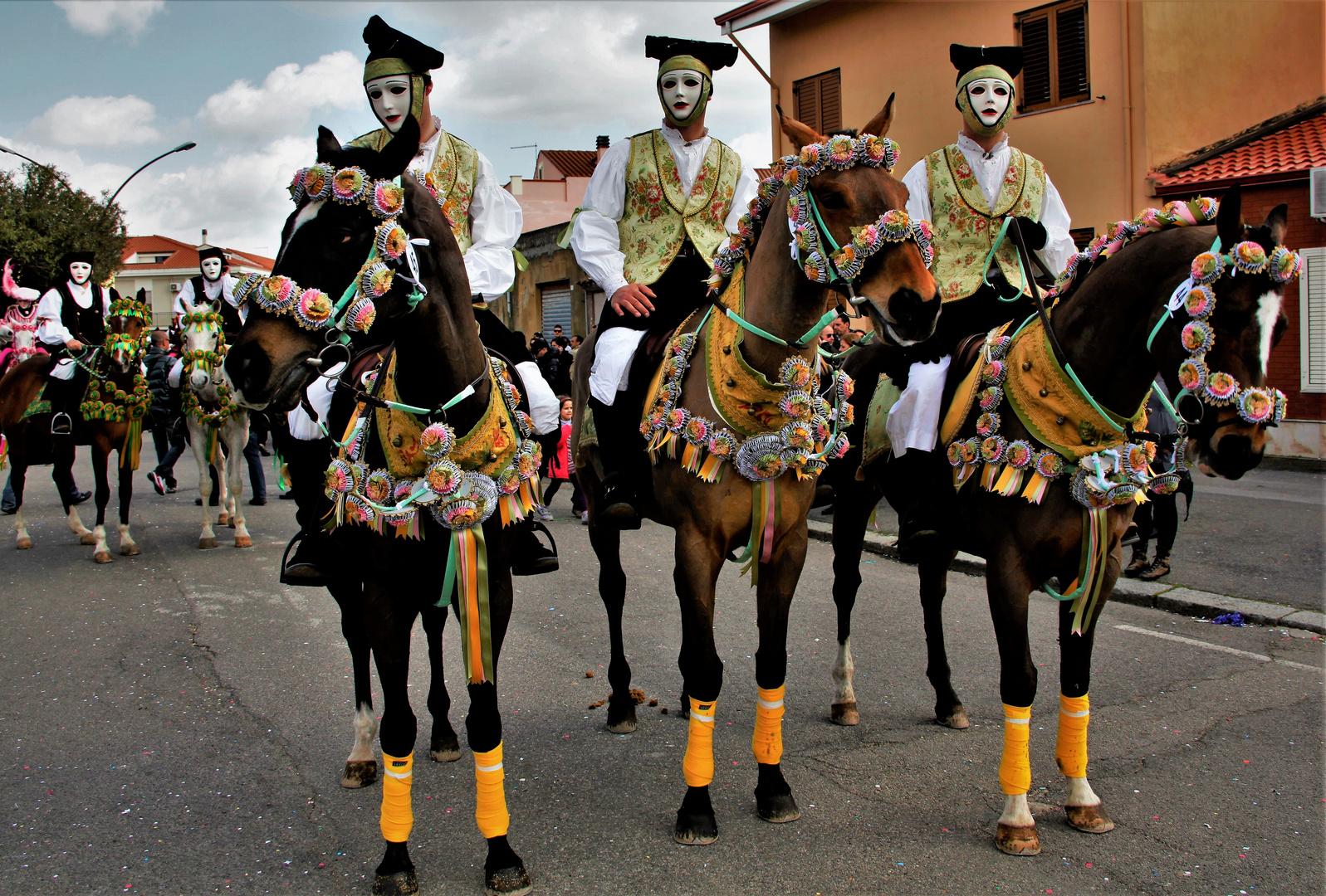 Carnavale della Sardegna  4
