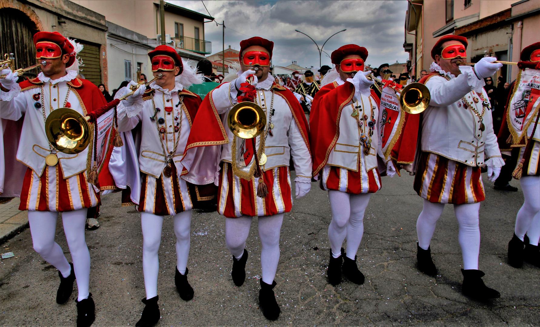 Carnavale della Sardegna  7