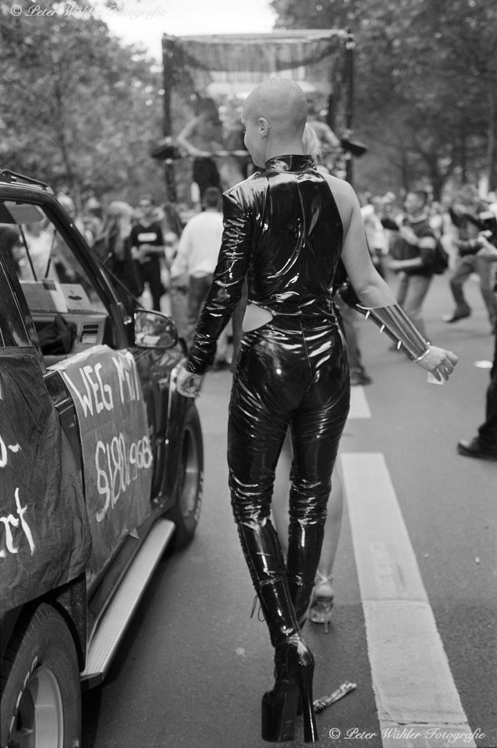 Carneval Erotica / Berlin Kurfürstendamm 14.07.2001