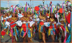 Carneval in Curacao