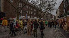 Carneval in Düsseldorf