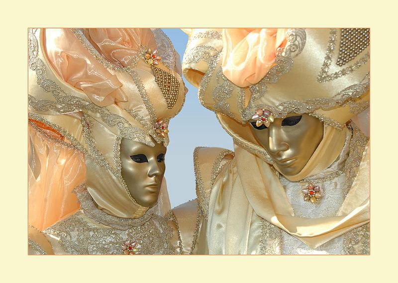 Carneval in Venedig 1