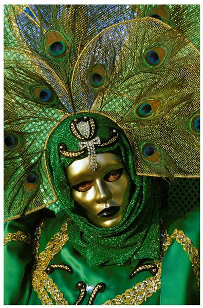 Carneval in Venedig V