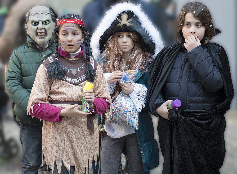 Carnevale a Milano 1