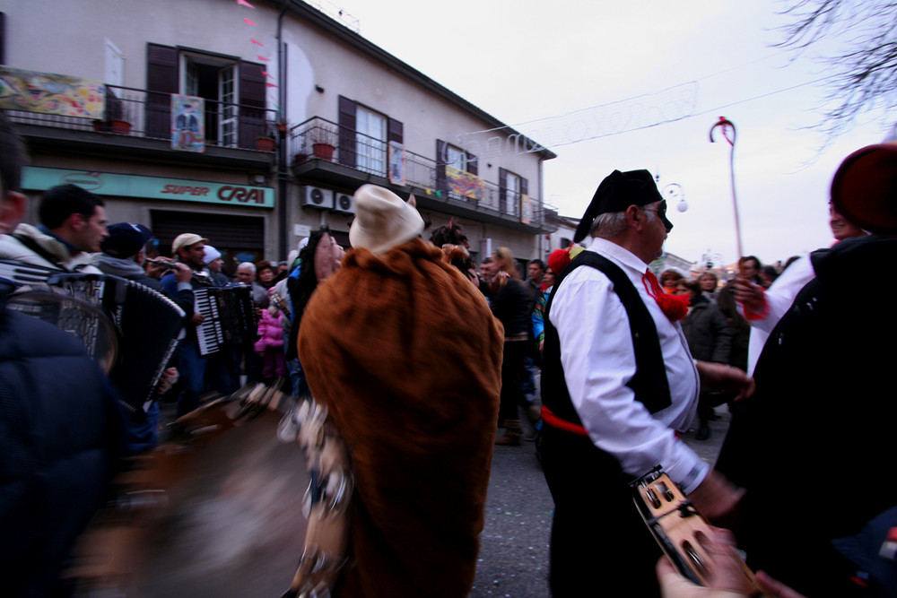Carnevale a Montemarano