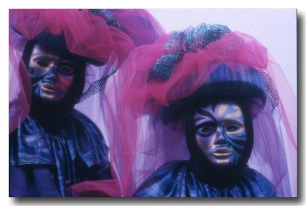 Carnevale di Venezia 1995 - 3