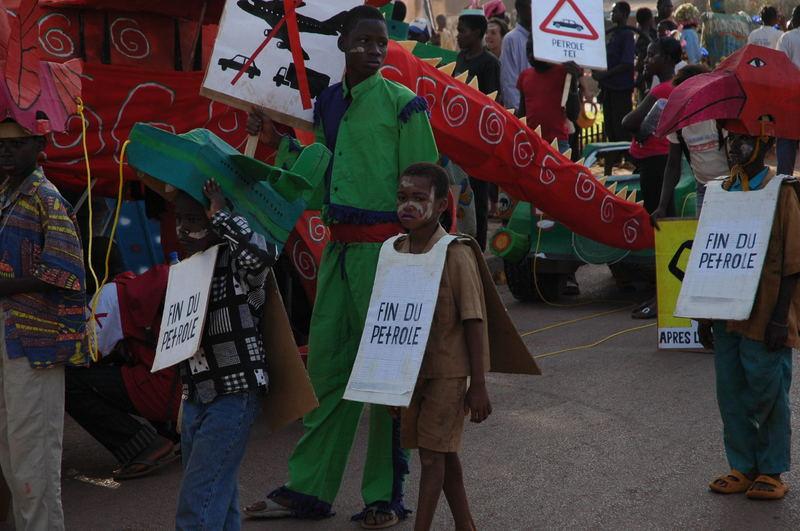 carnevale in Burkina Faso
