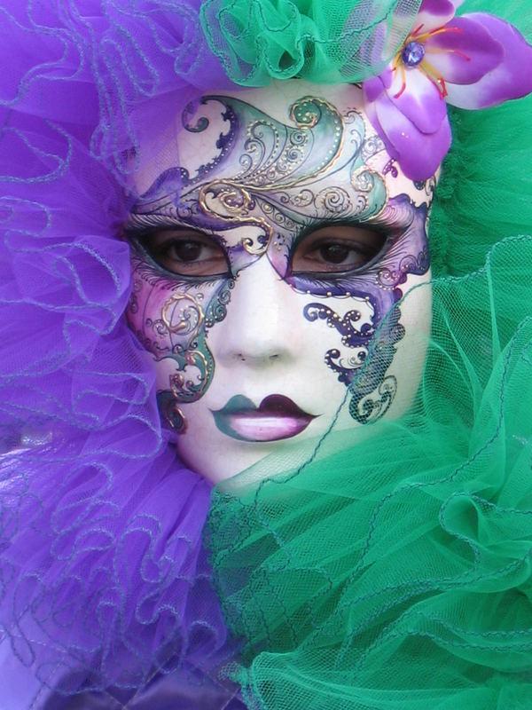 Carnevale Venice 2006