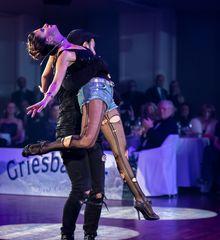 Carolina Giannini&Leonel Di Cocco beim Tango Argentino