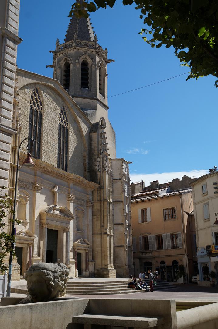Carpentras cathédrale St. Siffret