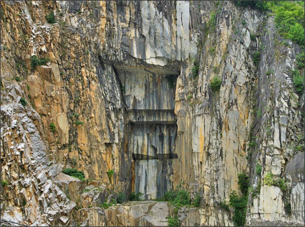Carrara - Marmorbruch