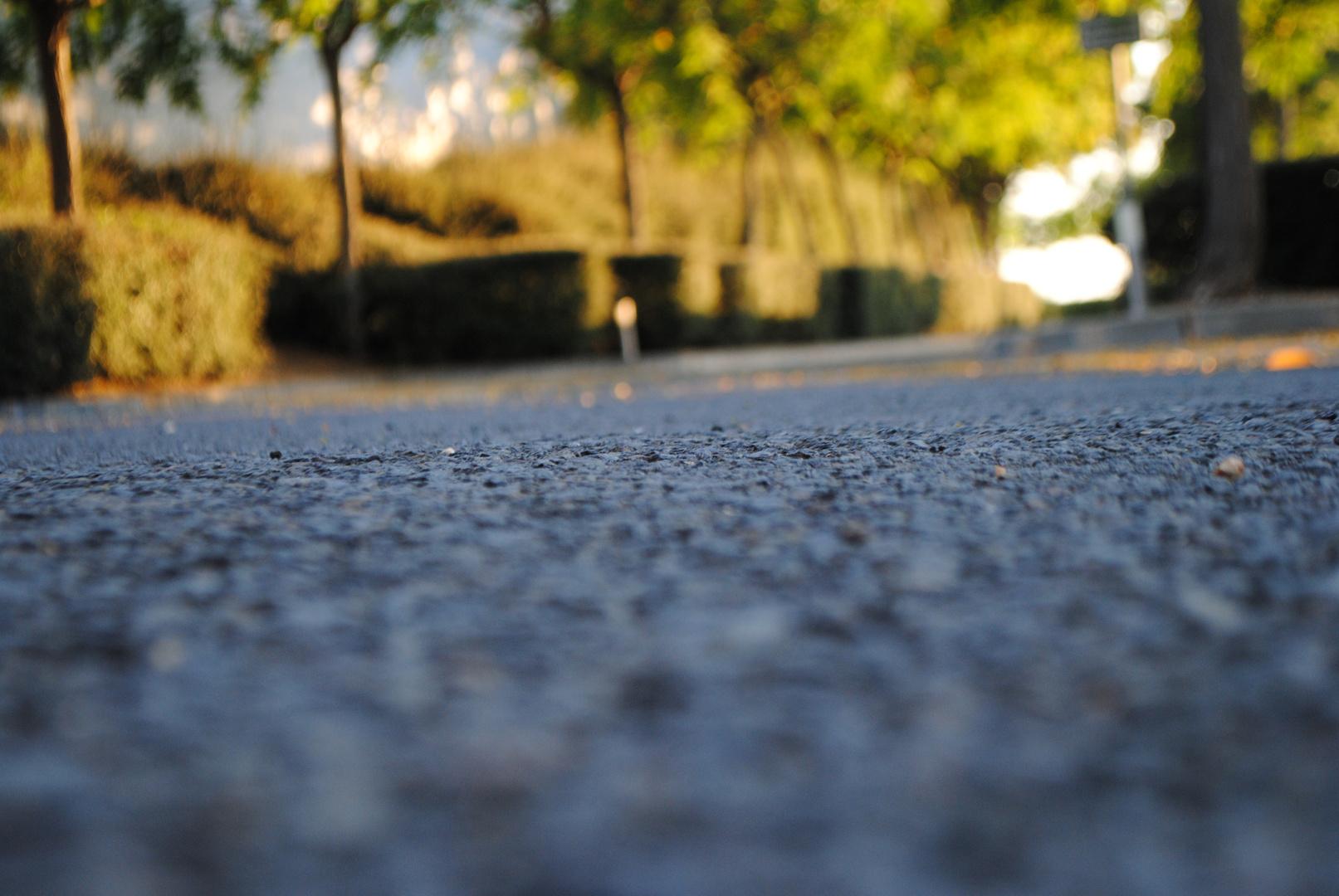 carretera infinita