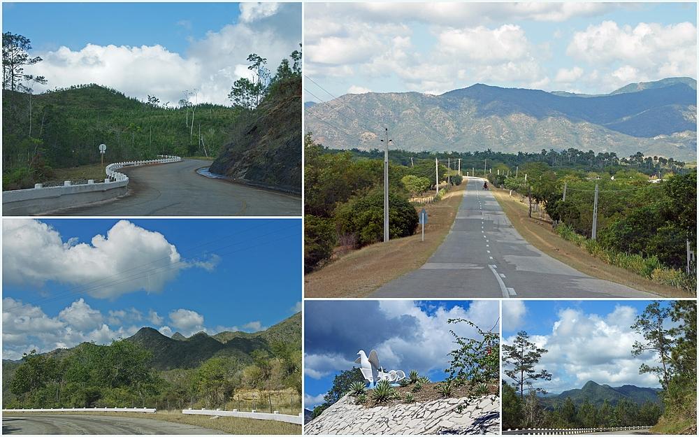 ..Carretera La Farola..