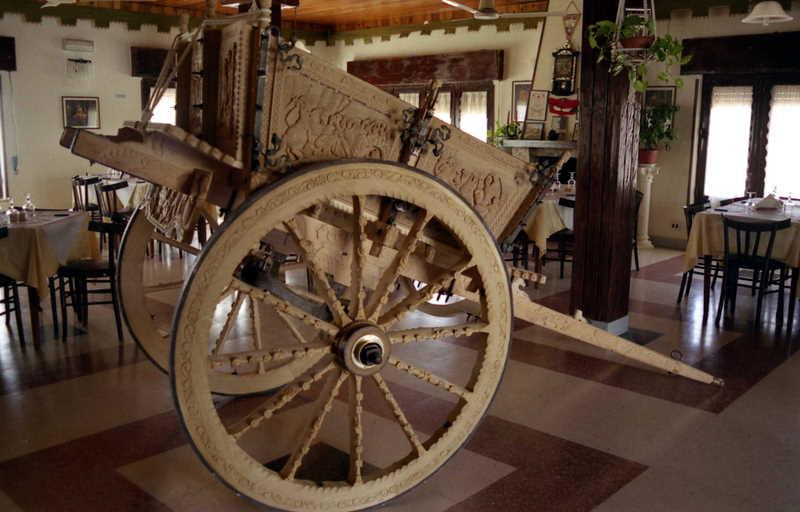 carretto siciliano stile campobellese