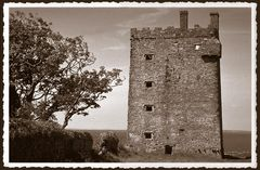 Carrigaholt Castle, County Clare