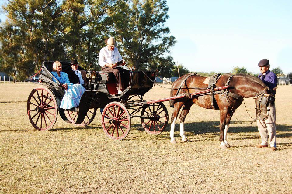 carruaje Argentina