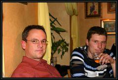 Carsten und Peter