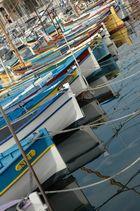 Carte Postale du port de Nice