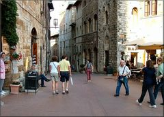 Cartolina di San Gimignano