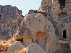 Carved out Monastery
