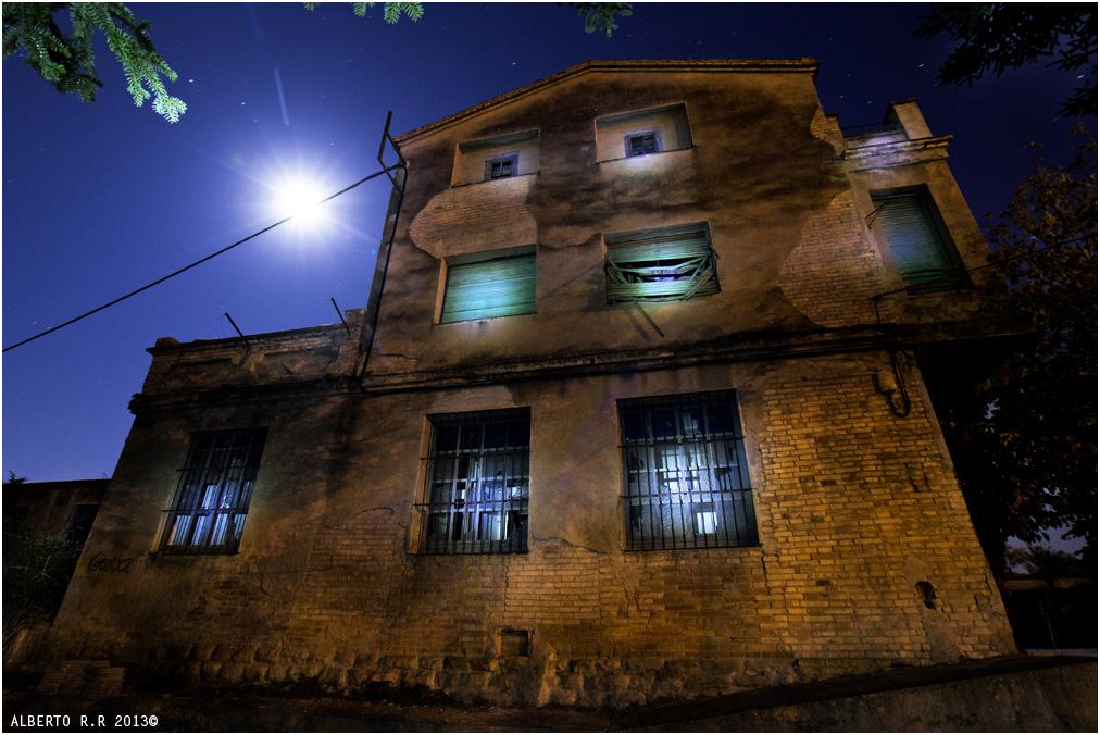 Casa abandonada en guardiola