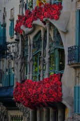 Casa Batlló Sant Jordi 23.04.2017
