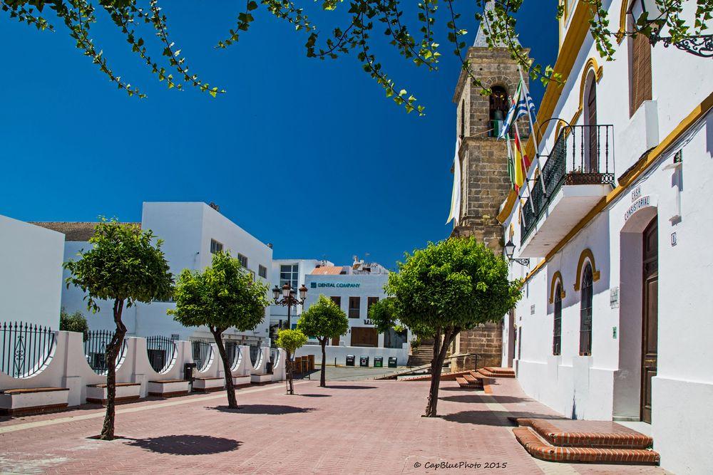 Casa Consistorial und Convento de la Victoria