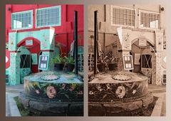 Casa de artistas - I