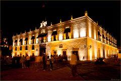 Casa de la Corregidora, hoy Palacio de Gobierno, Querétaro