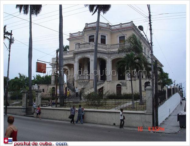 Casa de la Cultura, Municipio 10 de Octubre Ciudad Habana