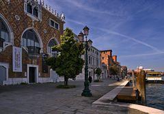 Casa dei Tre Oci, Museum auf Giudecca