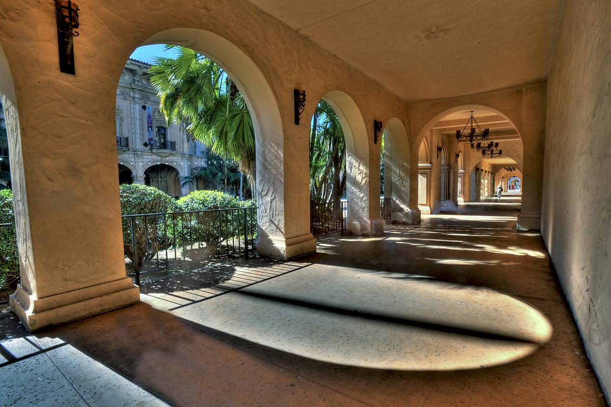 Casa del Parado Balboa Park San Diego