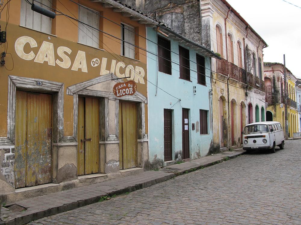 Casa do licor in Cachoeira
