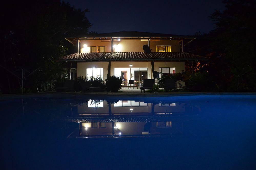 Casa en Noche