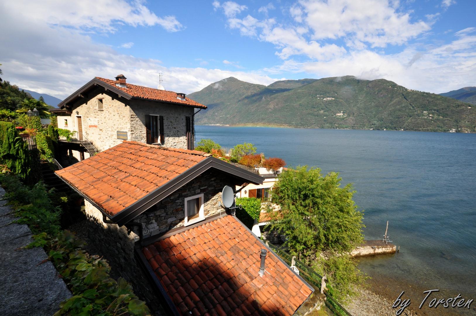 Casa Molinett - La Terrazza - Lago Maggiore Foto & Bild | europe ...