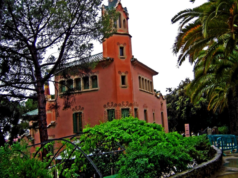 Casa Museu Gaudí, Barcelona