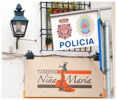casa policia