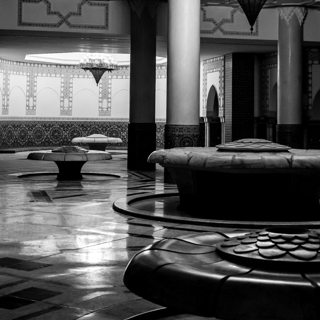Casablanca - La Gran Mezquita