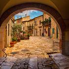 Casale Marittimo, Toscana