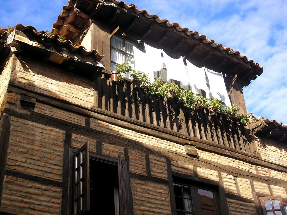 Casana tipica Cantabra, Santillana del Mar