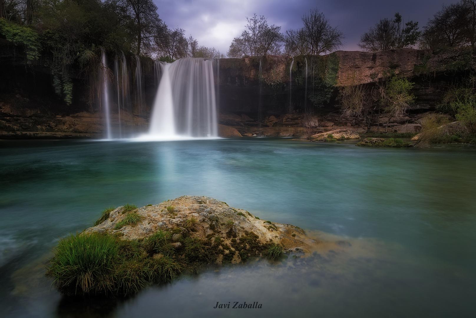 Cascada de El Peñón