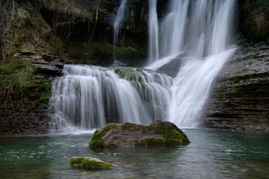 Cascada de Peñaladros II
