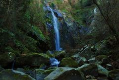 cascada del rió Toxa ,( Pontevedra )