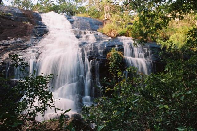 Cascada La Fortaleza