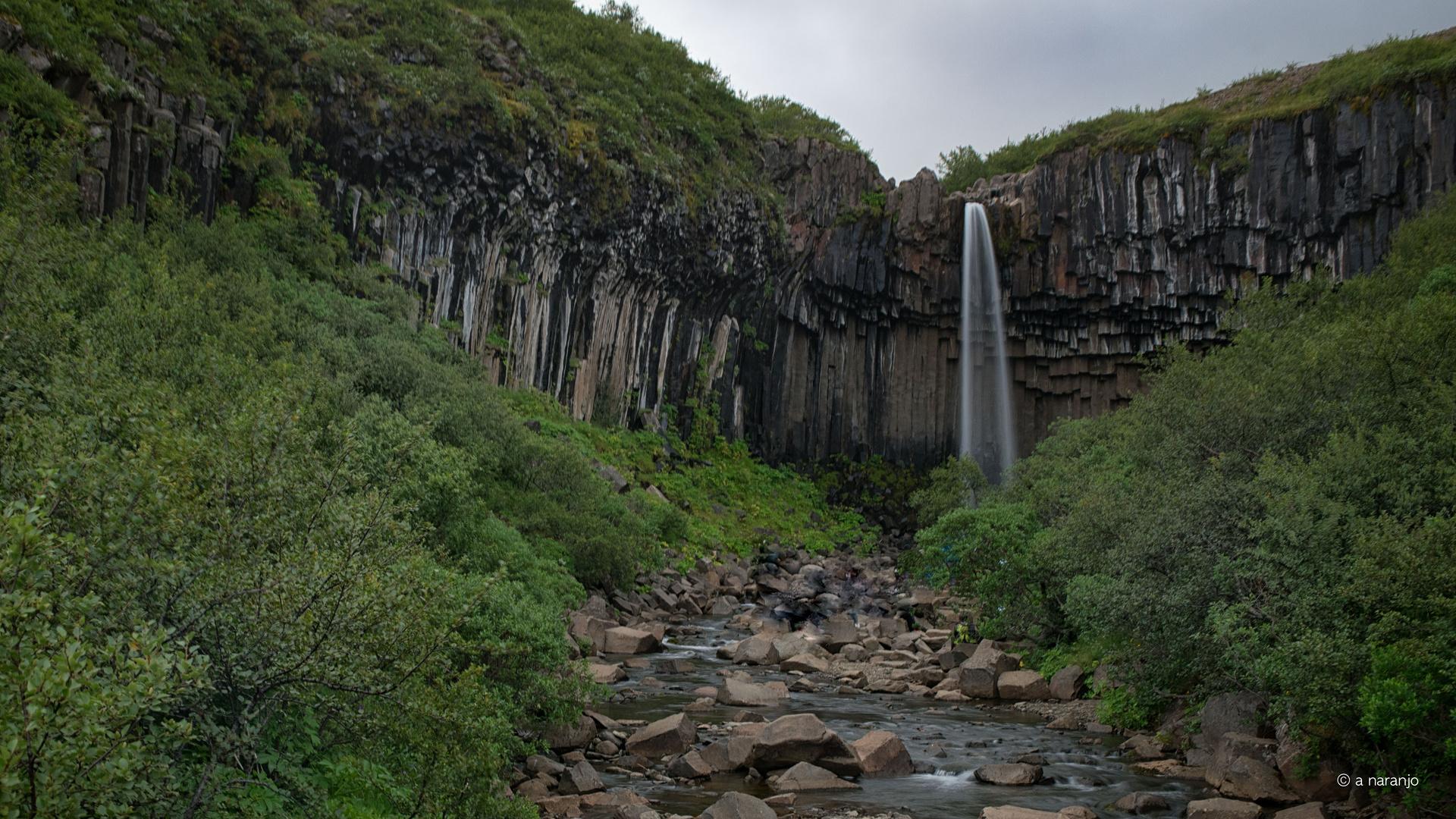 CASCADAS DEL NORTE -ISLANDIA
