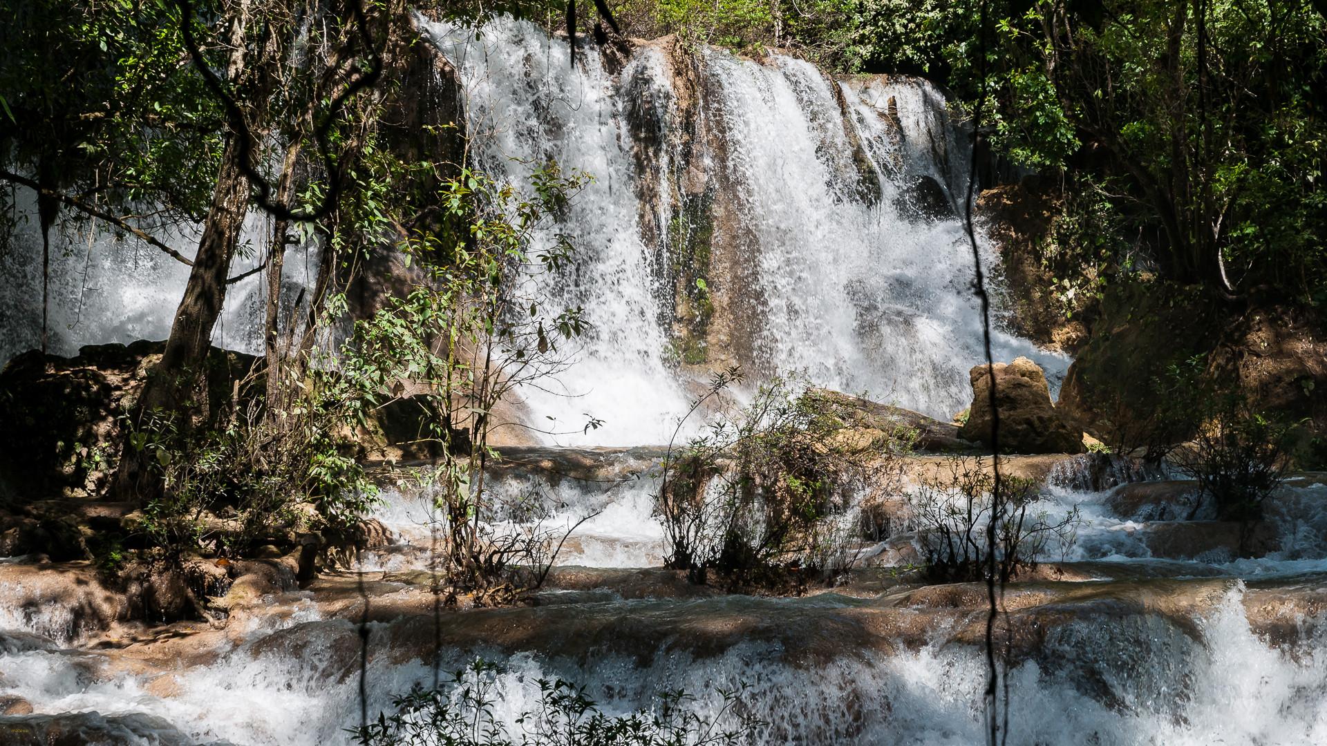 Cascadas Las Golondrinas