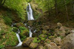 cascade à Chaudefour ( Puy de Dôme )