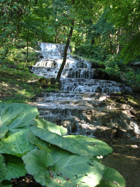 """cascade de voile"", Szalajka-Völgy, Eger,Hongrie"