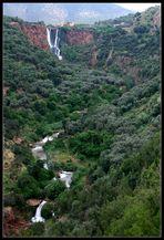 Cascade d'Ouzoud, Marokko (V)